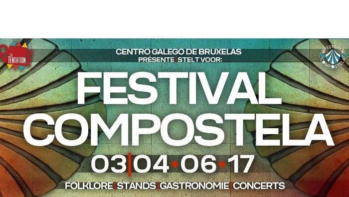 Festival Compostela 2017 en Bruselas