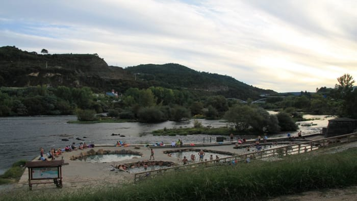Termas Ourense en Galicia termal