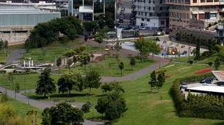 Parque de San Diego A Coruña