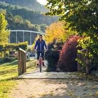 Plan para fin de semana de running y termas