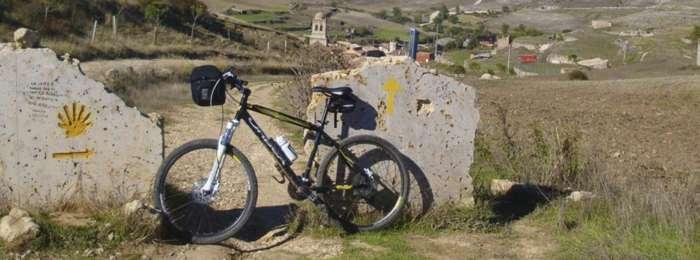Servicios para ciclistas del Camino de Santiago