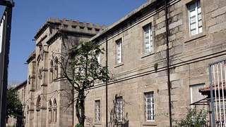 Colegiata de Santa María A Coruña