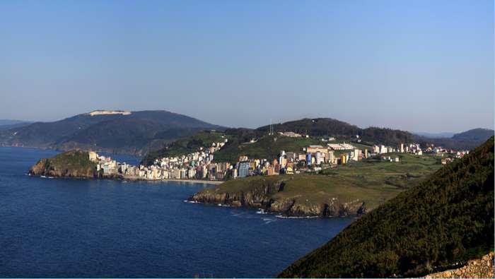 Malpica de Pergantiños La Coruña