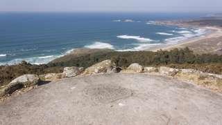 Playa de Orzan A Coruña