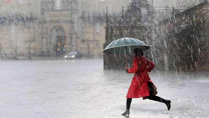 Los gallegos llaman a la lluvia de muchas formas